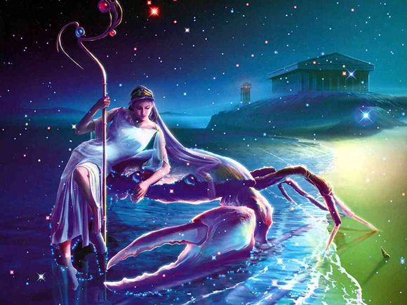 Cự Giải mang tâm hồn của tuần trăng, luôn thay đổi và đầy bí ẩn.